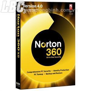 NORTON 360 5.0 VI 1 USER MM