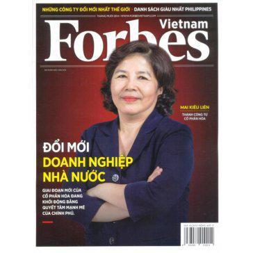 Forbes Việt Nam - Số 17 (Tháng 10/2014)