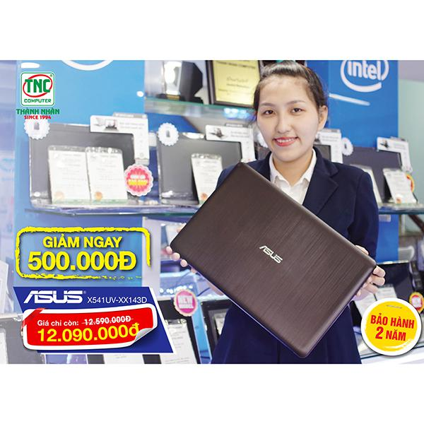 Laptop Asus X541UV-XX143D