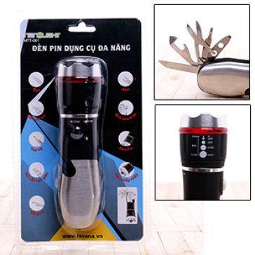 Đèn Pin Led Dụng Cụ Đa Năng Nanolight MTT- 001