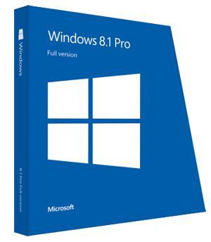 Phần mềm Microsoft Windows 8.1 Pro 64bOEI