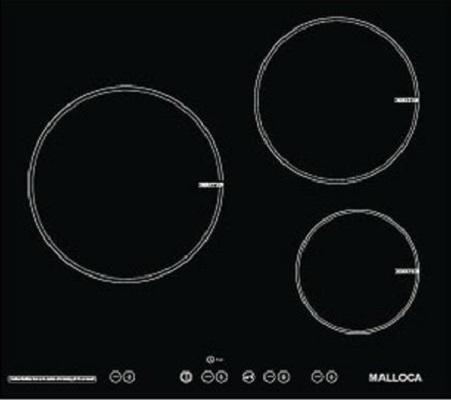 BẾP TỪ MALLOCA MH 03I