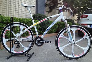 Xe đạp BMW vành đúc 24 tốc