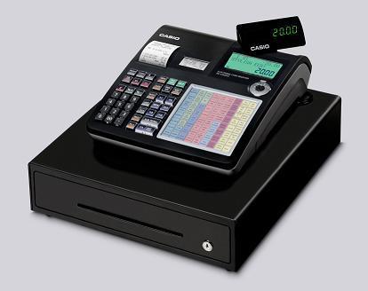 Máy tính tiền Casio SE C2000
