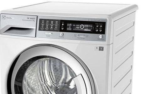Máy giặt sấy lồng ngang Electrolux EWW14012, 10kg kết hợp sấy 7kg