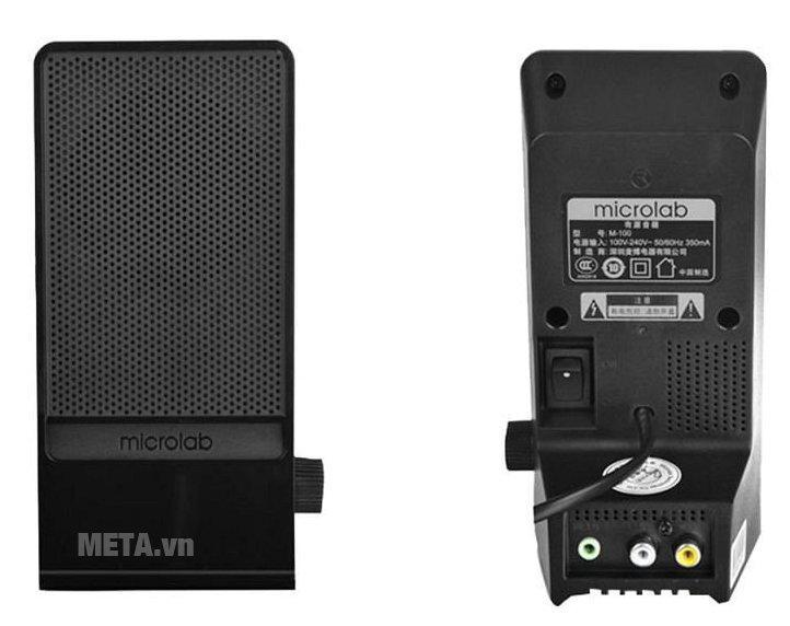 Loa Microlab M100 - 2.1