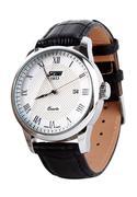Đồng hồ kim nam 9058 mặt trắng Skmei