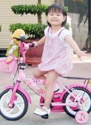 Xe đạp Nhựa Chợ Lớn 12'' (gái)