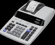 Máy tính in ra giấy Casio DR-T120