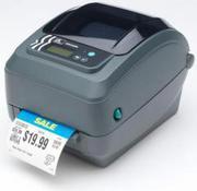 MIMZBA610 Máy in tem nhãn mã vạch ZEBRA - USA Model: GX420T