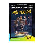 Sherlock Holmes - TẬP 10 - HỘI TÓC ĐỎ