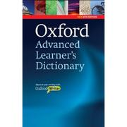 Oxford Advanced Learners Dictionary (8th Edition)