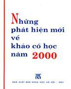 Những Phát Hiện Mới Về Khảo Cổ Học Năm 2000