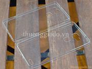 Ốp lưng silicon siêu mỏng Huawei Mate 7_Ultra Thin Soft Case