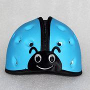 Mũ bảo hiểm cho trẻ em Mumguard màu xanh 499