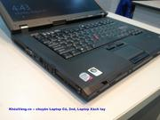 Laptop IBM ThinkPad WorkStation W500