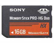 Thẻ nhớ Sony Memory Stick Pro Hg-Duo 16GB