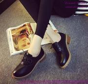Giày oxford da mẫu mới cho cô nàng năng động GUBB145