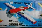 Máy bay cánh bằng Su 31 (kit only)