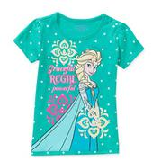 Disney Frozen Elsa Graceful Baby Toddler Girl Graphic Tee Shirt 4t