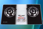 Bếp ga âm Rinnai RVB-2BG(W)