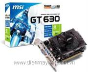MSI N630GT-MD2GD3 - Sản phẩm lý tưởng với các hệ thống Games