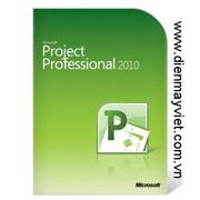Project Pro 2010 32-bit/x64 English Intl DVD (H30-02670)