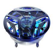 Tản nhiệt CPU Sama Intel AZ-301 Led xanh da trời