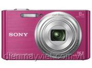 Máy ảnh SONY DSC-W730/P Hồng