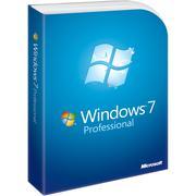 Win Pro 7 SP1 32-bit English 1pk DSP OEI DVD FQC-08279