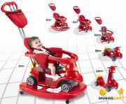Xe thông minh AIO Smart Trike (4 trong 1) 3810504 (DH)