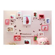 Bộ khung ảnh treo tường chữ love 3 BinBin KA25 (Nhiều màu)