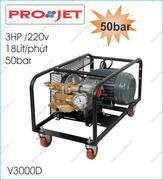 Máy phun rửa cao áp Projet V3000D