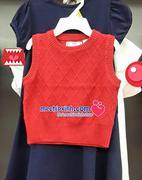 Áo len gile bé 6 tháng đến 3 tuổi hàng Zara made in Cambodia có nhiều mầu