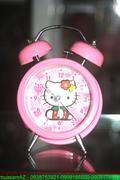 Đồng hồ báo thức hello kitty đáng iu DHDB37