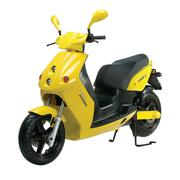 Xe máy điện E-max 110S Vàng