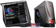 PC Asus Gaming GT51CA-VN005T VGA 1080 mới nhất, màu Đen - Đỏ