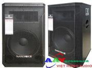 Loa NANOMAX FX-1501 | Loa karaoke giá rẻ được phân phối tại Hà Nội