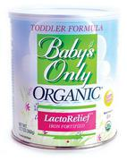 Sữa Organic Baby's Only (LactoRelief) (360g)