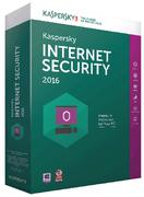 Kaspersky Internet Security (KIS) Version 2016 Fullpackage (5PC, Devices/ 1 Year)