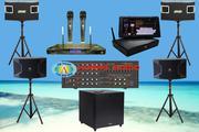 Bộ dàn karaoke gia đình cao cấp HO 42 (Phù hợp phòng từ 40 đến 60m2)
