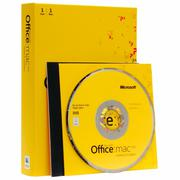 Office MAC Home Student 2011 En DVD 1PK