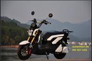 Xe máy điện Honda Zoomer-X