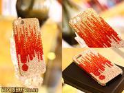Ốp đá Swarovski iPhone 5