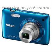Máy ảnh Nikon Coolpix S4300 Xanh dương (Blue)