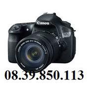 Máy Ảnh Canon EOS60D Ống Kính f=18-55mm