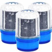 Bộ 3 đầu lọc nước tại vòi CT438 (Xanh phối trắng)