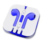Tai nghe Earpod iPhone Xanh dương