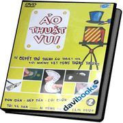 DVD Ảo Thuật Vui Bí Quyết Trở Thành Ảo Thuật Gia Với Những Vật Dụng Thông Thưởng Tập 2