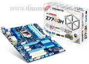 GIGABYTE GA Z77M-D3H - Intel Z77 chipset - Socket LGA 1155